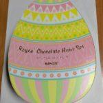 ロイズのイースター限定 チョコレートハントセットを購入