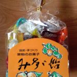 みすず飴(飯島商店)をゼリー菓子好きの母父へのお土産に