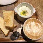 フェブラリーカフェでランチ再び(移転後初)【浅草 ペリカンのパン】